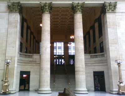 union-station-pillars